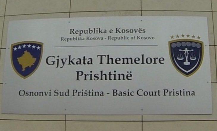 Prokuroria paraqet kërkesë për paraburgim dhe ekzaminim psikiatrik ndaj të dyshuarës për vrasjen e motrës në Fushë Kosovë
