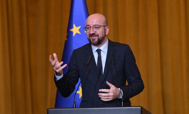 Presidenti i Këshillit Evropian i shkruan letër Kurtit