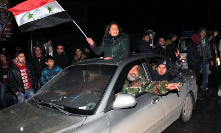 Dy të vrarë dhe 317 të plagosur në festën e Asad-it për fitoren në zgjedhje