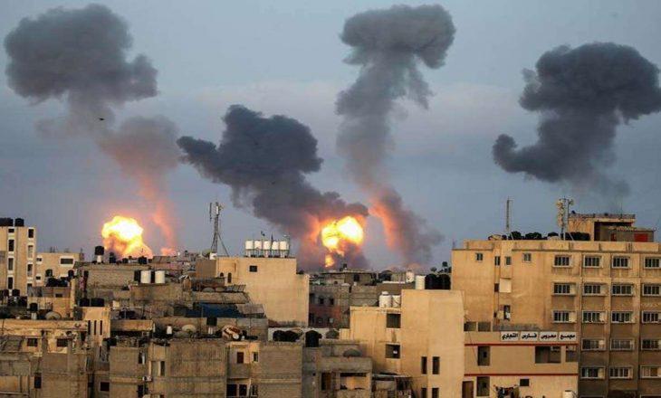 Nga sulmi me raketa nga Hamasi, një ushtar izraelit mbeti i vrarë dhe dy të tjerë janë plagosur