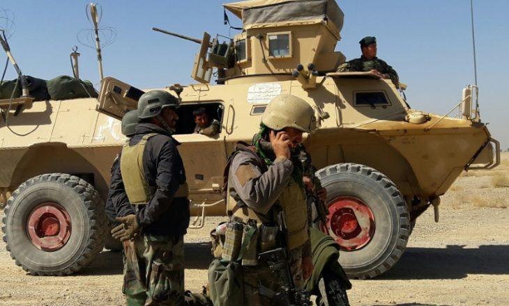 ShBA-ja dërgon përforcime në Afganistan për të siguruar largimin
