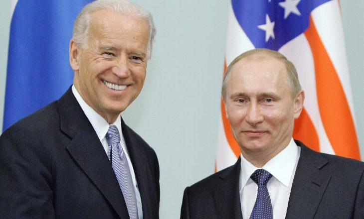 Biden: Nuk do ta lejoj Putinin të abuzojë me të drejtat e njeriut
