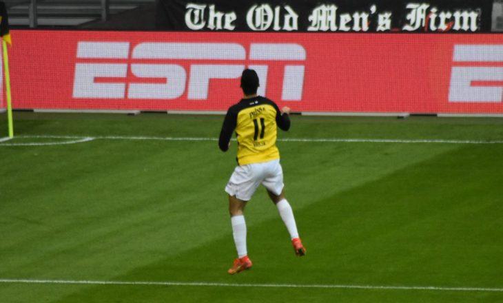 Armando Broja shënon gol në Holandë, kalon në epërsi Vitessen ndaj Zwolles