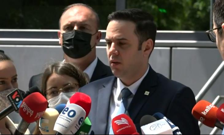 Abdixhiku pas takimit me Kurtin: LDK ka një ofertë për Qeverinë rreth dialogut