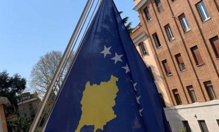 Ambasada e Kosovës në Paris del me një njoftim