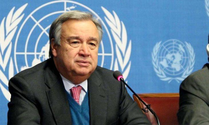 """OKB-ja kërkon të marrë fund menjëherë """"përshkallëzimi spiral"""" mes Izraelit dhe Palestinës"""