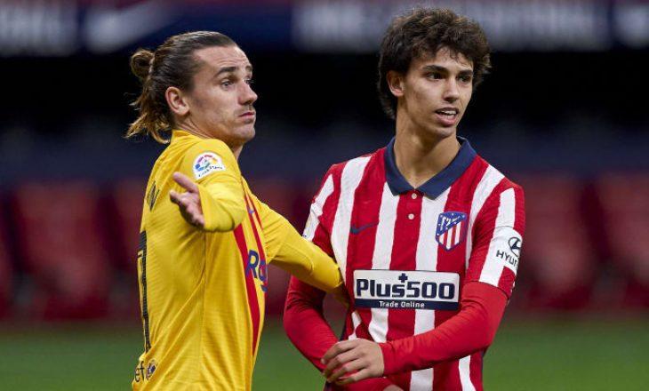 Barcelona kërkon shkëmbim lojtarësh me Atletico Madrid
