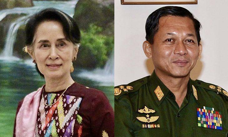 Aung San Suu Kyi do të paraqitet në gjykatë brenda disa ditësh, thonë nga ushtria