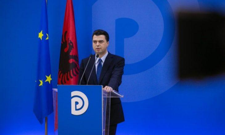 Basha reagon ndaj Bujar Nishanit për shpalljen 'non-grata' të Sali Berishës