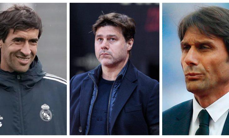 Tri opsionet e Real Madridit për stol