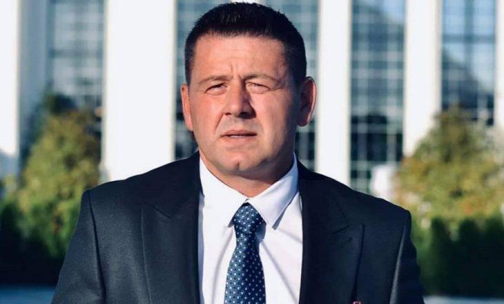 Policia gjen armë në veturën e deputetit Bekë Berisha