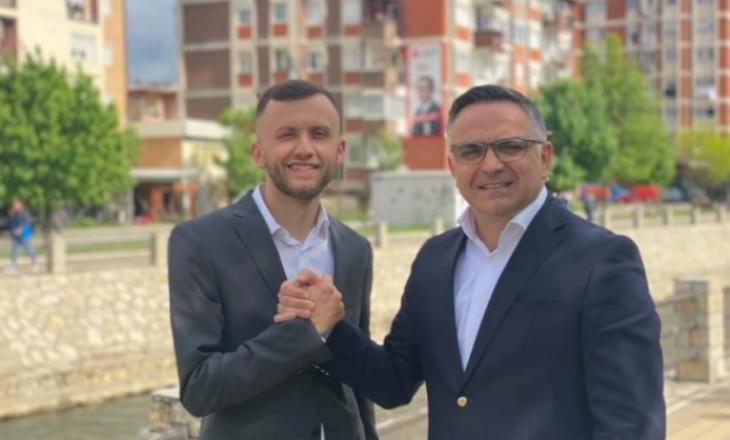 Anëtari i Kryesisë së degës së LDK-së në Podujevë i bashkohet Tahirit të AAK-së