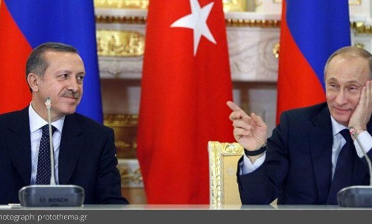 Rusia paralajmëron Turqinë rreth lidhjeve me Ukrainën