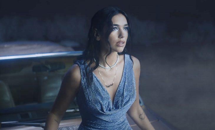 """""""Levitating"""" e Dua Lipës zë vendin e tretë në Billboard 'Hot 100'"""