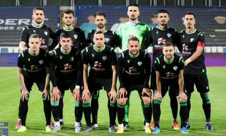 Dukagjini nuk ndalet, transferon edhe futbollistin e Feronikelit