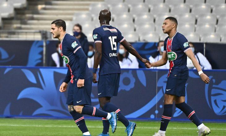 PSG fiton Kupën e Francës