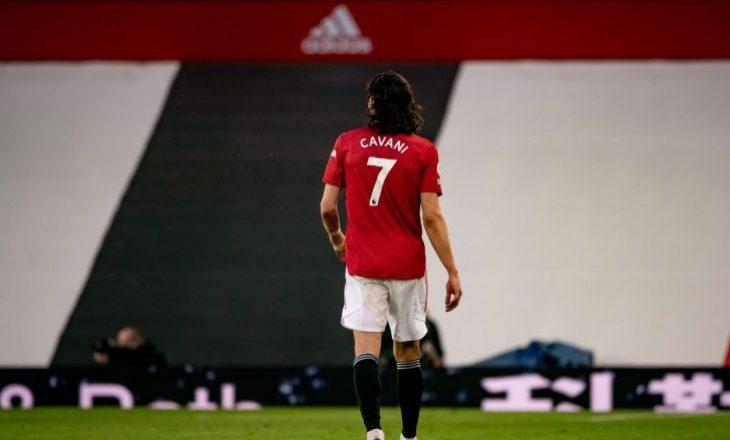 Cavani barazon rezultatin në finalen e Europa League ndaj Villarrealit