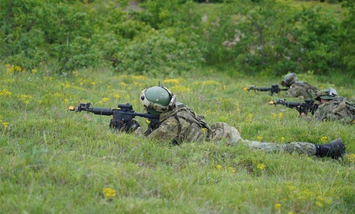 Kurti: Ushtria e Kosovës për herë të parë po kryen stërvitje të udhëhequra nga ajo amerikane