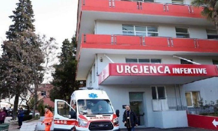 Dy viktima dhe 24 raste të reja me COVID-19 në Shqipëri