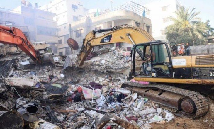 Ushtria izraelite bombardon shtëpinë e liderit të Hamasit