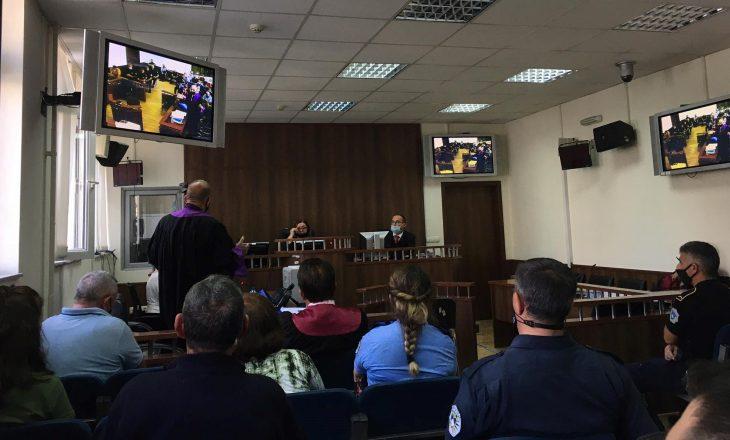 Ish-polici i dënuar me burgim të përjetshëm kërkon falje për vrasjen e 32-vjeçarit Aliaj
