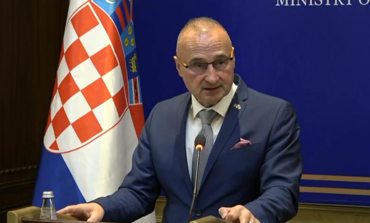 Kroacia kundër ndryshimit të kufijve, i ofron Kosovës 10 mijë doza të vaksinave anti-COVID