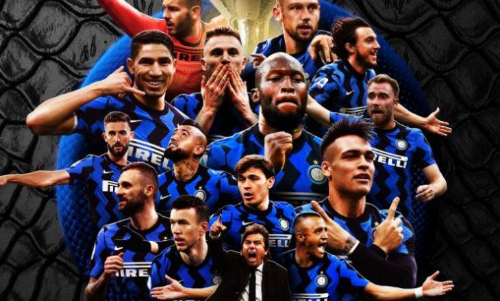 Barazon Atalanta, Inter shpallet kampion në Serie A pas 11 vitesh