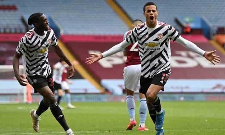 Manchester United mposht me përmbysje Aston Villën