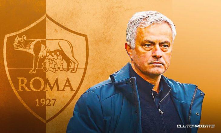 Jose Mourinho caktohet trajner i Romës për sezonin 2021-2022
