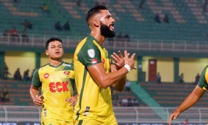 Malajzia publikon listën e lojtarëve për kualifikueset për Kupën e Botës, në mesin e tyre gjendet emri i Liridon Krasniqit
