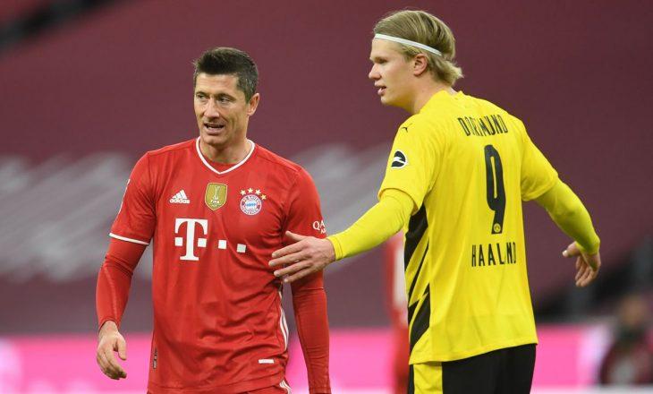 Erling Haaland shpallet lojtar i vitit në Bundesligë