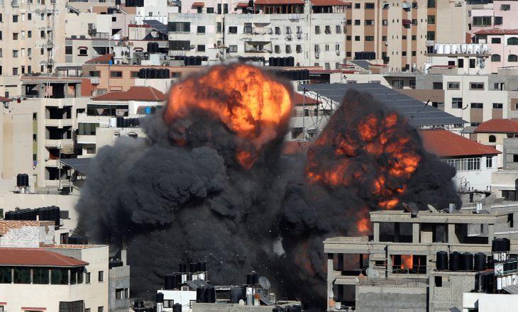 Izraeli dhe Hamasi bien dakord për armëpushimin në Gaza