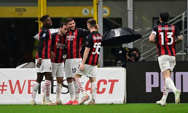 """Pas dy disfatave Milan rikthehet te fitorja, mposht Beneventon në """"San Siro"""""""