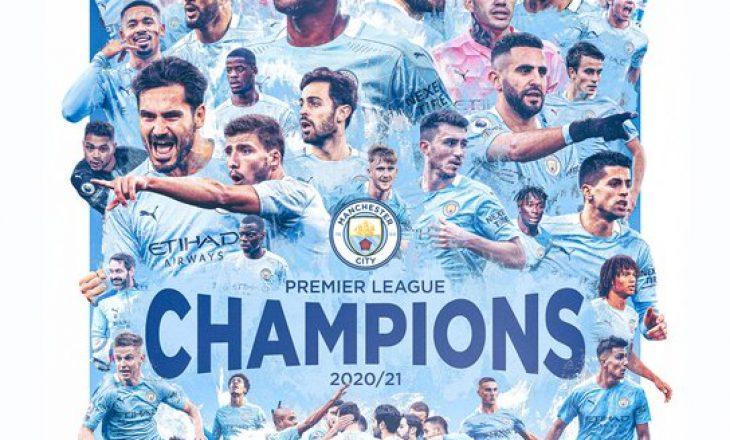 Leicester mposht United, Manchester City shpallet kampion në Premier League