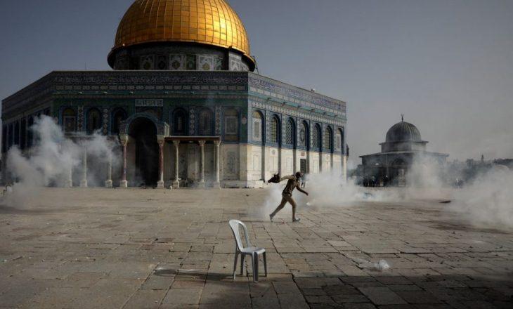 Mësoni më shumë rreth konfliktit në xhaminë Al-Aksa, nga ultimatumi i Hamasit për Izraelin deri te sulmet me raketa mbi territorin izraelit