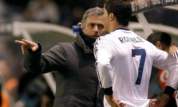 Mourinho e do Ronaldon te Roma