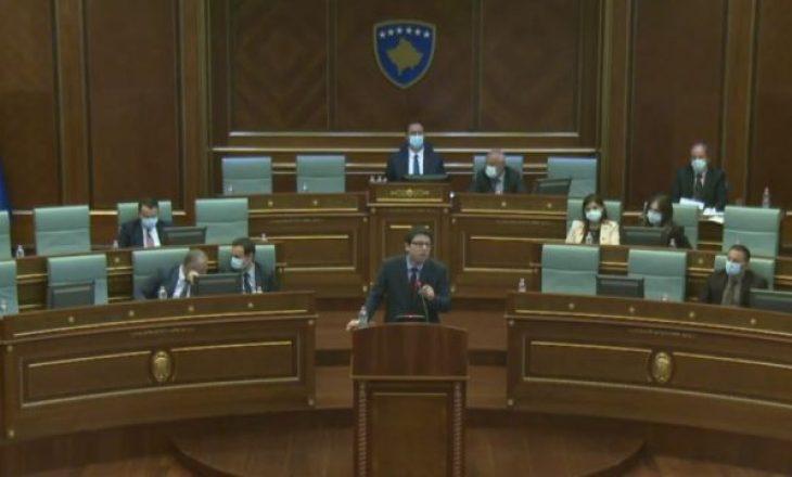 Murati i drejtohet opozitës: Është gabim logjik të thoni se janë zbritur pensionet