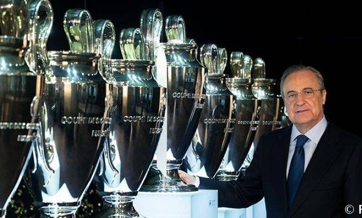 Për të tretin vit radhazi Real Madrid shpallet klubi më i vlefshëm