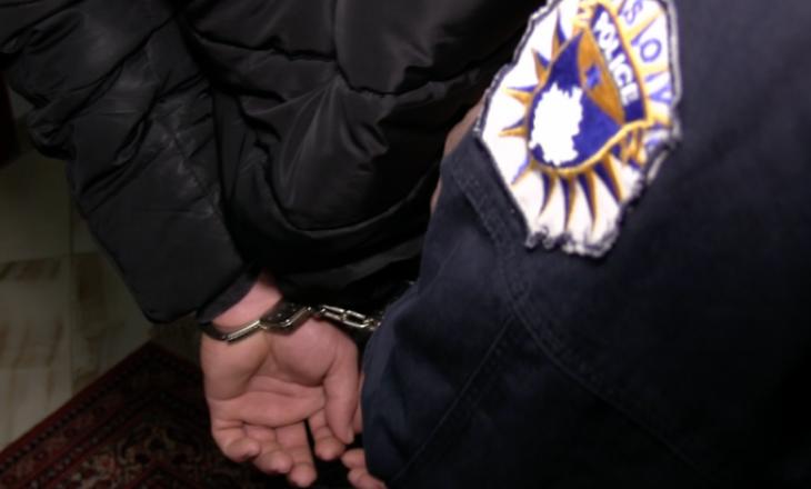 Arrestohet një person i dyshuar për vjedhje në Gjakovë