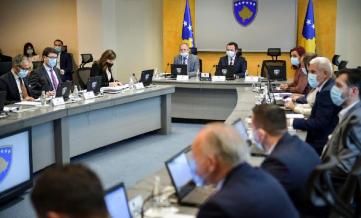 Qeveria e Kosovës vendos karantinë për qytetarët e disa shteteve