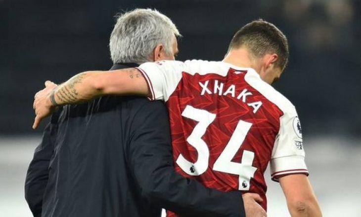Mourinho kërkon Xhakën te Roma