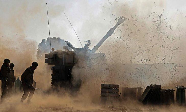 Izraeli intensifikon sulmet në Gaza