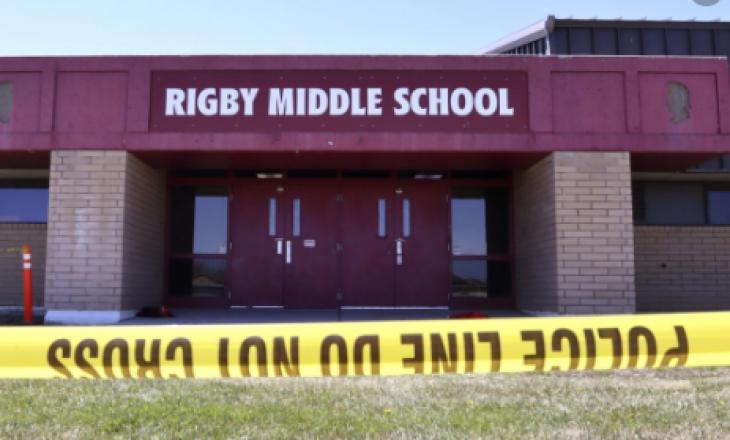 Nxënësja e klasës së gjashtë plagos tre persona në një shkollë në ShBA