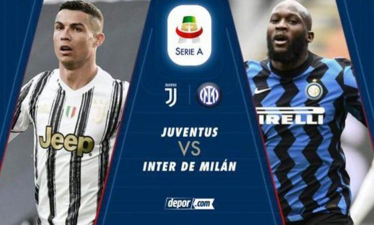 Juventusi pret Interin – lufta e biankonerëve për Champions
