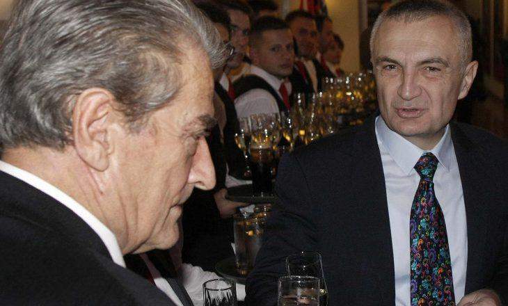 """Presidenti Meta reagon pasi Berisha u shpall """"non-grata"""" në SHBA"""