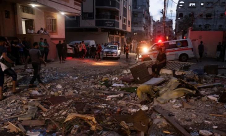42 palestinezë janë vrarë vetëm të dielën nga sulmet e Izraelit