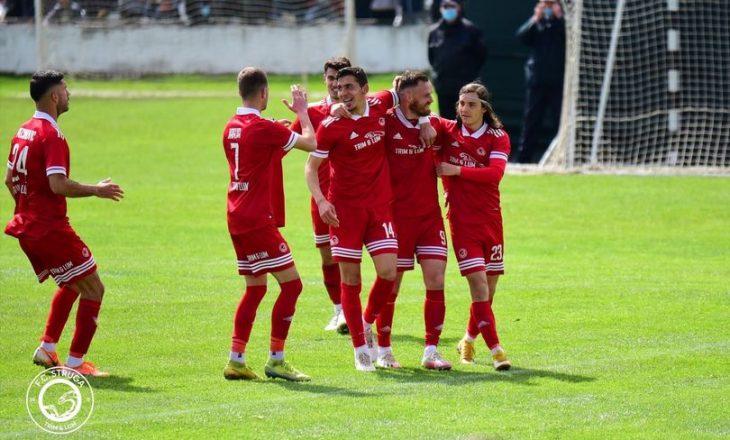 Struga mposht Sileksin, ekipi shqiptar siguron garat evropiane – rezultatet në elitën e futbollit maqedono-verior