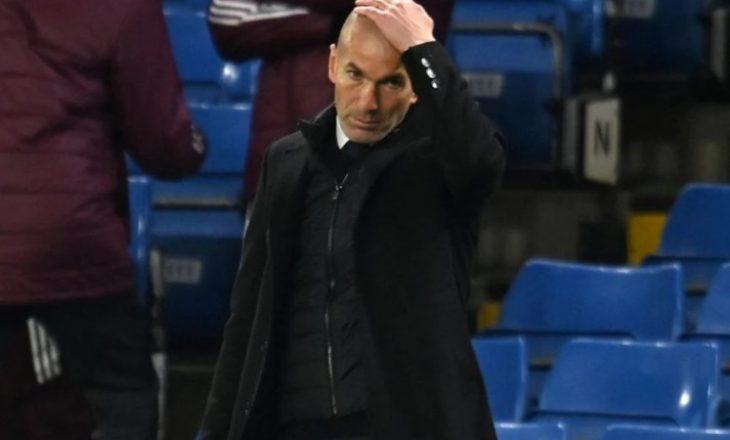 Zidane: Do të flas me klubin për të ardhmen
