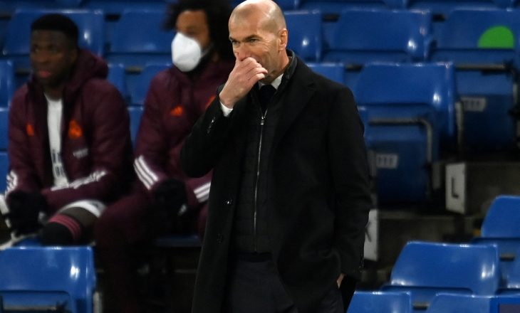 Pas eliminimit nga Chelsea, Zidane: Ata ishin superior, meritonin të kualifikoheshin