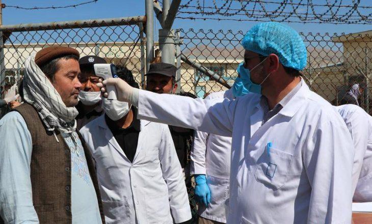 COVID-19: Afganistani mbyllë shkollat për dy javë